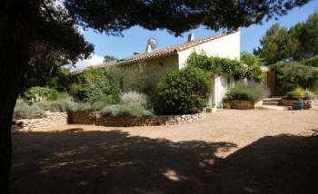 Chambres d'hôtes et jardin